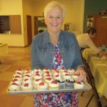 Cupcakes from the great Jeanne Smith