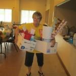 Raffle items! With Laura Anastasi